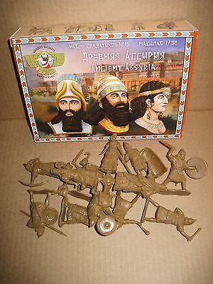 Engineer Basevich Ancient Assyrians Empire soldiers