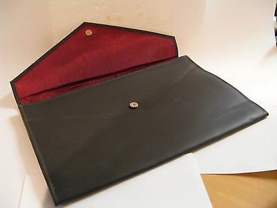 Old Concorde Document Folder Bag
