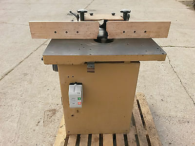 Single Phase Spindle Moulder ** DELIVERY Available ** SCM