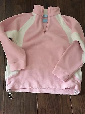 Pink Dare2Be Fleece Top Age 9-10