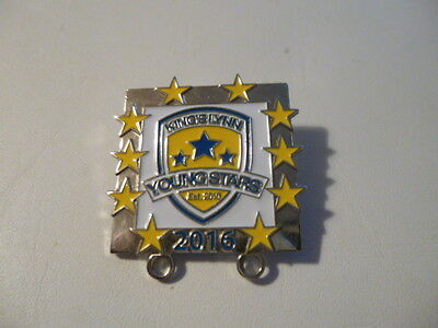 2016 Kings Lynn Young Stars Speedway Badge