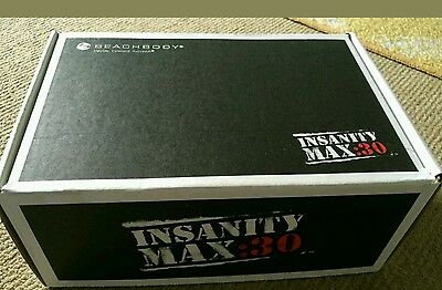 Insanity Max  30 (13 Dvds Set Brand New Sealed From Toronto)