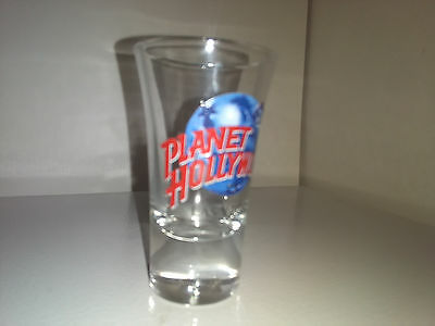 Planet Hollywood Shot Glass