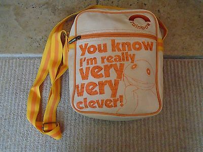 """Retro Style Zippy From Rainbow Bag: """"You Know Im Really Very Very Clever"""",  VGC."""