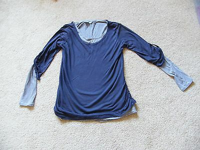 Newlook maternity top size 12