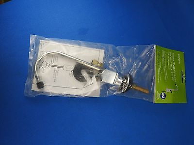 GE Single Handle Filtered Water Faucet UNFCTBL Chrome Plated Brass New