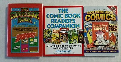 Golden Age Comic Book Price Guide Lot