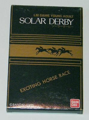 BANDAI EXCITING HORSE RACE - Jeu électronique Game & Watch / Handheld game - NEW