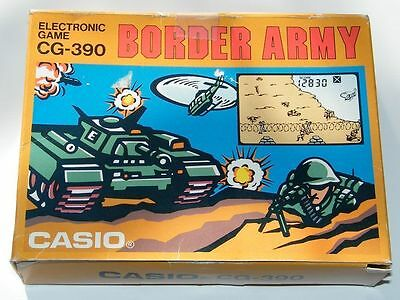 CASIO BORDER ARMY - Jeu électronique Game & Watch / Electronic game BOXED