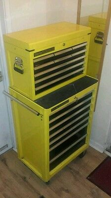 Bargain tool box and roll cab
