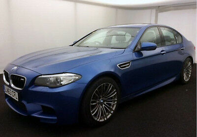 2013 (63 Reg) Bmw M5 4.4 V8 Dct Monster Twin Turbo F10, 35,000 Miles, High Spec