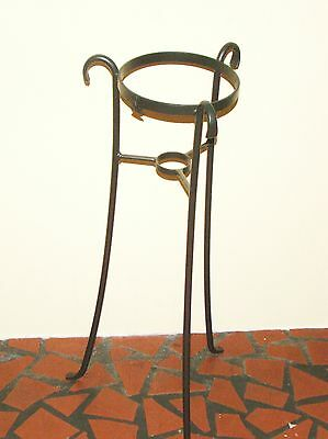 Longaberger Wrought Iron Tall Hurricane Stand