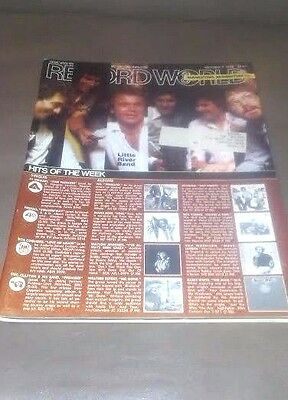 Record World Newspaper - Oct 7, 1978 - Little River Band