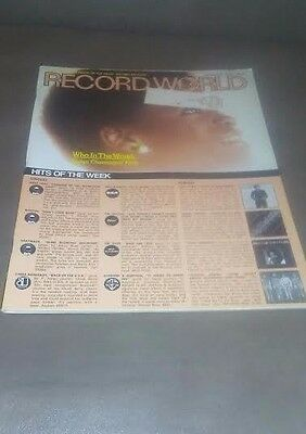 Record World Newspaper - Aug 19, 1978 - Evelyn Champagne King