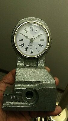 Briggs and Stratton balence shaft weight clock Man Cave Desk Clock small engine