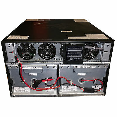"Leibert GXT3-10000RT230 UPS 6U 19"" 9kW / 1000VA Uninterruptible Power Supply"