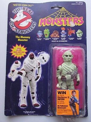 the mummy monster GHOSTBUSTERS