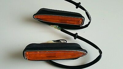 Datsun 1600 510 Front Guard Indicator Lights New Genuine