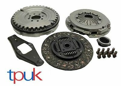 Ford Transit Mk6 2.4 Rwd Clutch Kit And Solid Flywheel Complete Kit Brand New