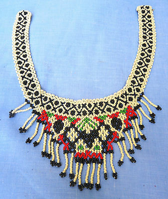 Tribal Beaded Necklace - Absolutely stunning!