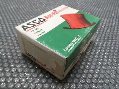 ASCO RED HAT 099257-1D Replacement Coil - NOS