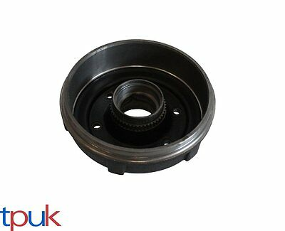 Ford Transit Brake Drum 2.4 Rwd Mk6 Dana Ratio Type Twin Double Wheel