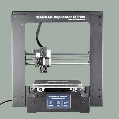 3d printer WANHAO Duplicator i3 plus