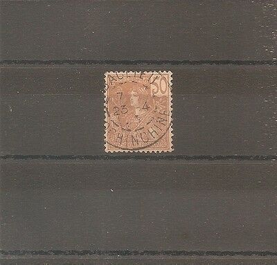 Timbre Indochine Indochina 1904 N°35 Oblitere Used Chine China ¤¤¤ Vietnam