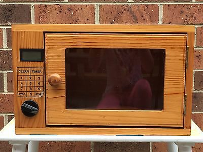 Cubby House Furniture - Microwave Oven
