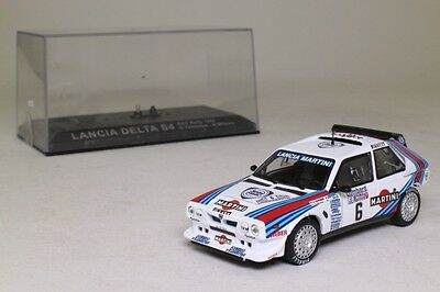 DeAgostini: Lancia Delta S4; 1985 RAC Rally; Toivonen & Wilson; Very Good Boxed
