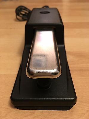 Roland DP10 Piano Style Sustain Pedal