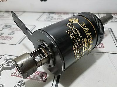 """TAPMATIC 50X #6 to 1/2"""" REVERSING TAP TAPPING HEAD ATTACHMENT W/  5/8"""" SHANK"""