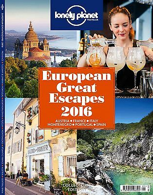 Lonely Planet Traveller European Great Escapes 2016