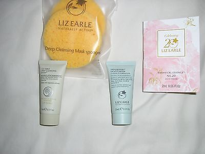 Liz Earle travel/trial size Christmas socking fillers NEW