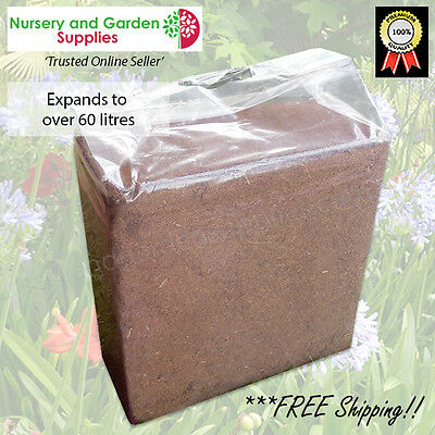 Coir block 4.5 kg Fine PRECISION Besgrow® coconut Peat