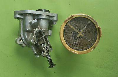 Kawasaki Gpx750R  1988  Oil Pump & Strainer