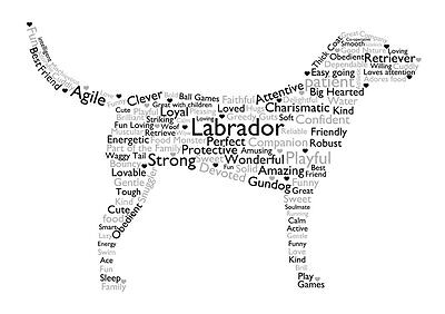 Personalised print of your pet