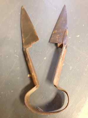 Antique / Vintage farm tools Sheep Shears