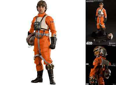 Star Wars Luke Skywalker X-wing pilot version 1/6 scale action figure Japan