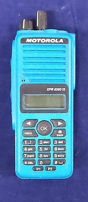 Motorola XPR 6580 IS Two Way Radio - AAH55UCH9LB3AN