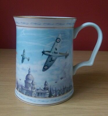 Battle of Britain 50th Anniversary - The Royal Air Force Museum Tankard