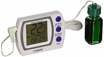 Control Company 4227 Traceable NIST Certified Refrigerator/Freezer Thermometer