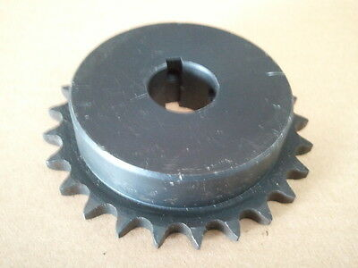 """Sprocket - #35 Chain 30 Tooth 1"""" Bore With Key Way - New"""