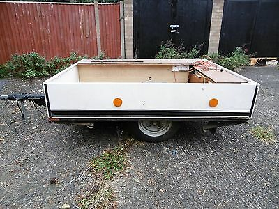 Trailer for renovation or conversion