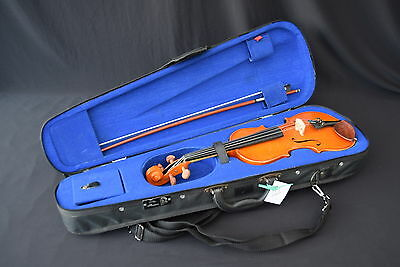 1/4 Size Stentor Student I Violin with Bow, Rosin and Hard Case