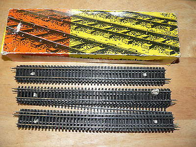 3 Packs Of 6 Unused Bttb Straights Track