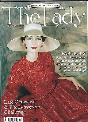 The Lady magazine - Summer Collector's Edition 2016