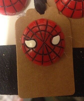 Spider-Man Gift Tags Set Of 4