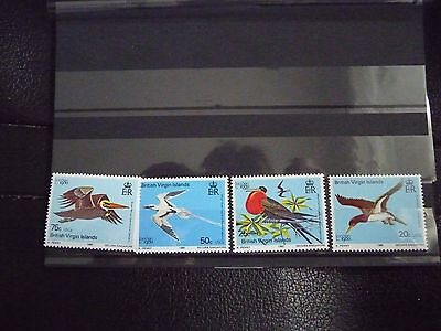 Iles vierges 1980 Neufs ** MNH Set complet