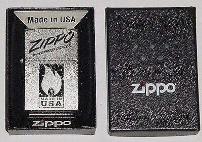 ZIPPO Windproof Lighter Made in USA